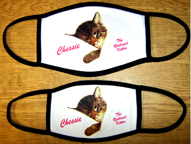 Mask Chessie RR Kitten Mask