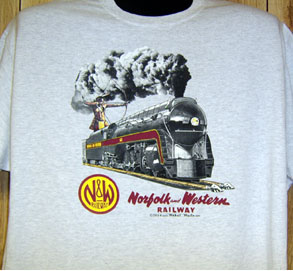 Norfolk /& Western Railroad Coffee