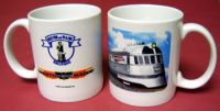 Coffee Mug B&M Flying Yankee