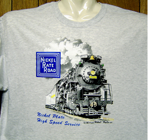 T-shirt NKP 765 Steam