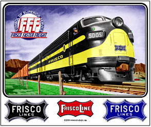 Mouse Pad Frisco F-7 Diesel